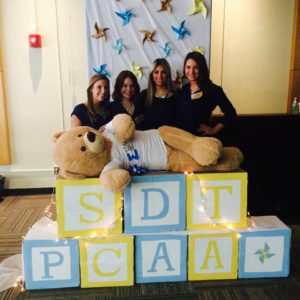 Gamma Xi-Montclair hosted their 15th Annual Tricky Tray, and raised over $15,000!